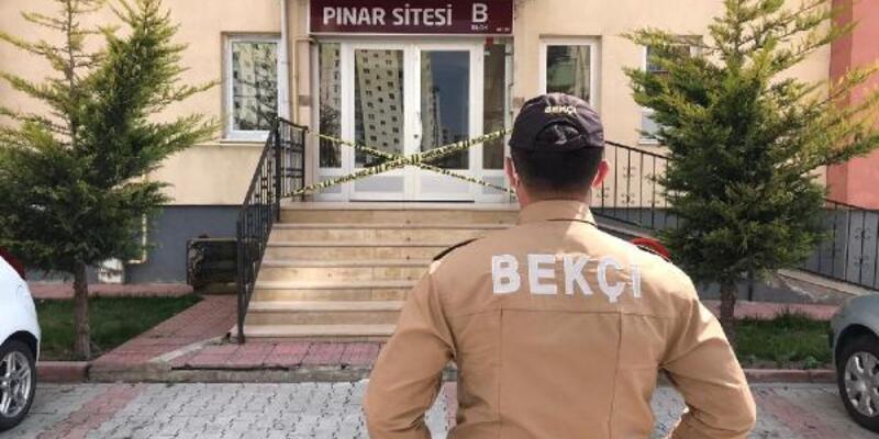Apartman görevlisinin testi pozitif çıktı, 3 bina karantinada