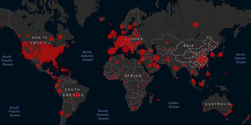 Dünyada koronavirüsten ölenlerin sayısı 140 bini aştı
