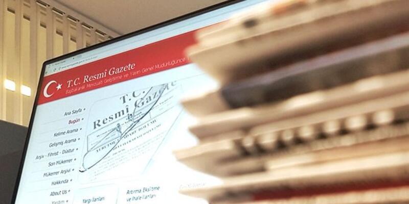 Terhisleri 1 ay erteleyen Cumhurbaşkanı kararı Resmi Gazete'de
