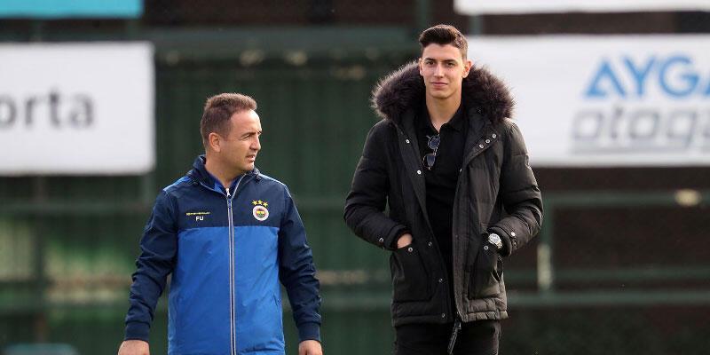 Berke Özer Fenerbahçe'ye dönüyor