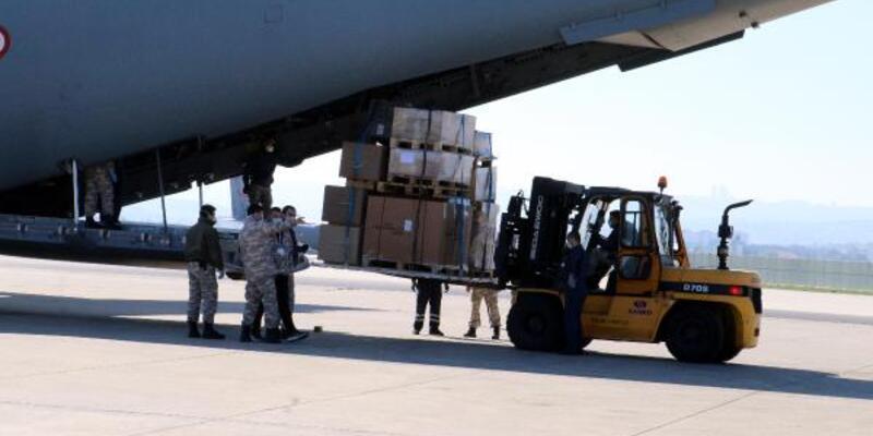 Türkiye'den Somali'ye ilaç yardımı