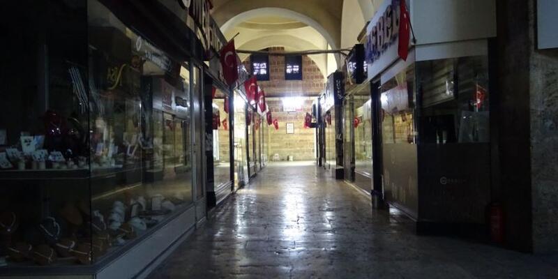 Bursa'da çarşı ve hanlar bölgesi 20 Nisan'da açılıyor