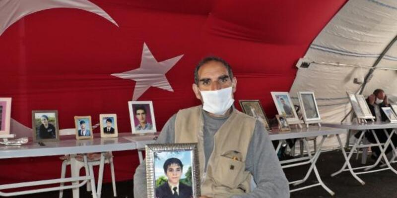 HDP önündeki eylemde 228'inci gün