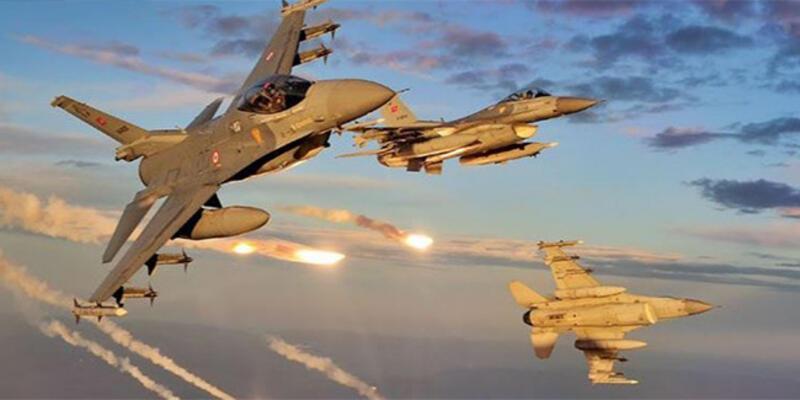 Son dakika... Kandil'de 18 PKK'lı terörist hava harekâtıyla etkisiz hale getirildi