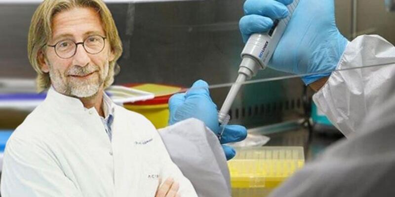 Prof.Dr.Ercüment Ovalı'danson dakikakoronavirüsilacı açıklaması:Dornaz Alfailacını biz bulmadık...