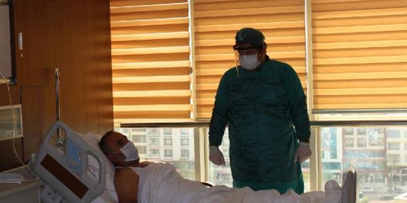 İmmün plazma tedavisi gören koronavirüs hastası konuştu