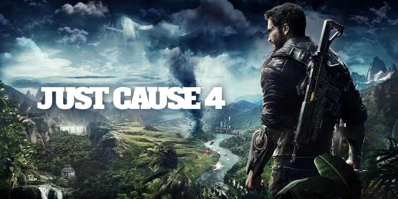 450 TL değerindeki Just Cause 4 oyununu ücretsiz oldu
