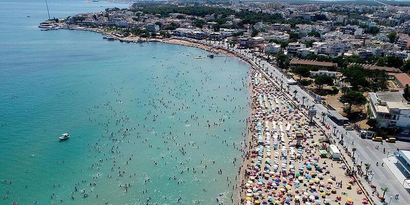 Son dakika... Bakan Ersoy: Mayıs sonunda turizmin başlayacağına eminim