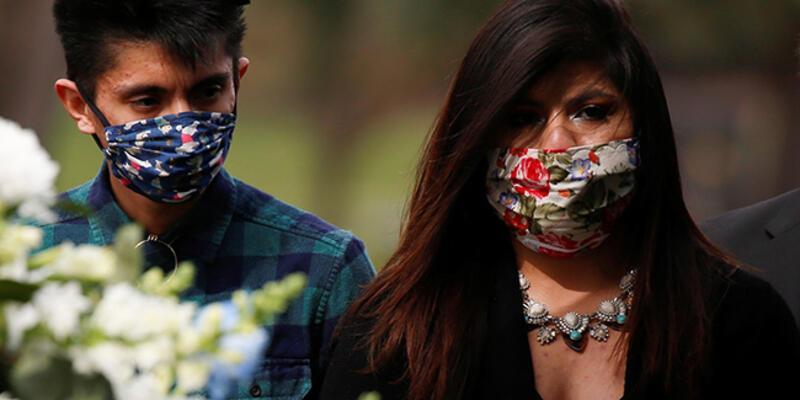 Son dakika... ABD'de koronavirüs nedeniyle son 24 saatte 3 bin 800 ölüm