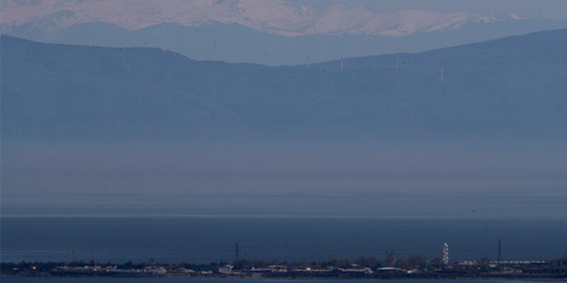 Hava kirliliği azaldı! Avcılar'dan Uludağ görüntülendi