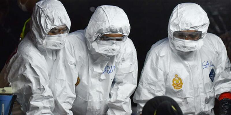 Fransa'da koronavirüsten 24 saatte 642 kişi öldü