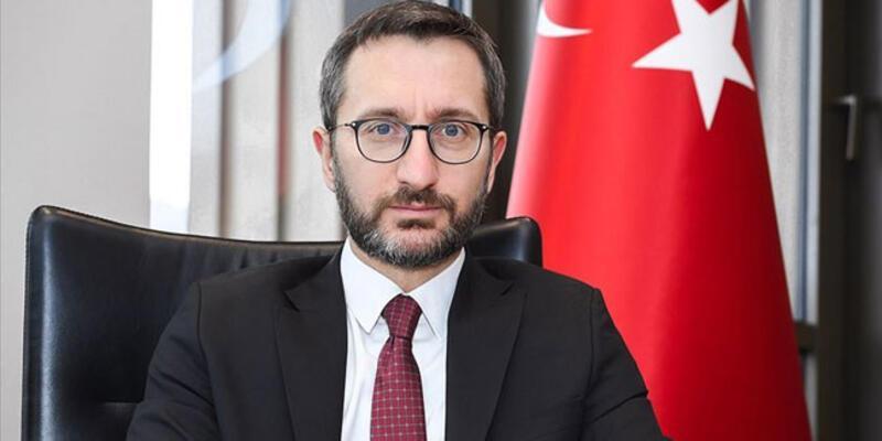 İletişim Başkanı Altun'dan Orhan Koloğlu için başsağlığı mesajı