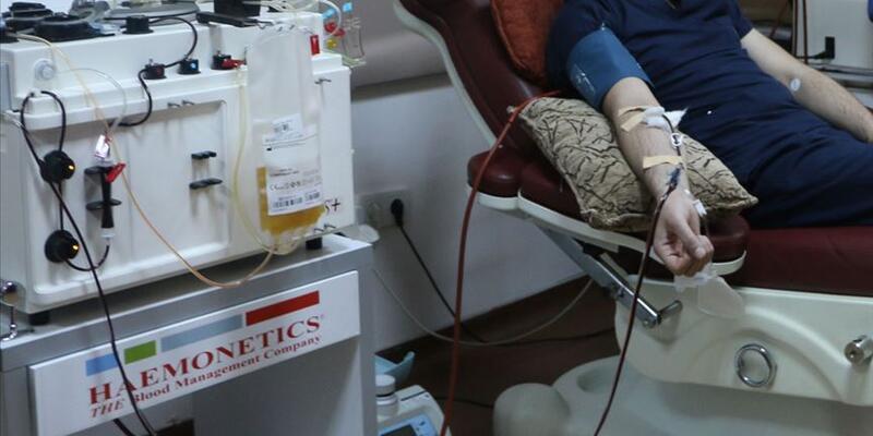 Sağlık Bakanlığı'ndan, 'immün plazma tedavisi'bilgilendirmesi