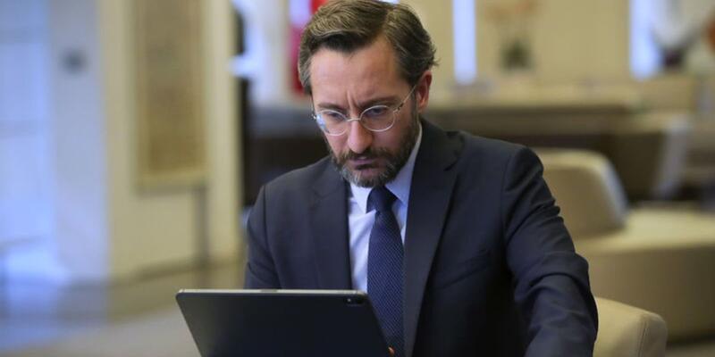 İletişim Başkanı Altun Türkiye'nin koronavirüsle mücadelesini değerlendirdi