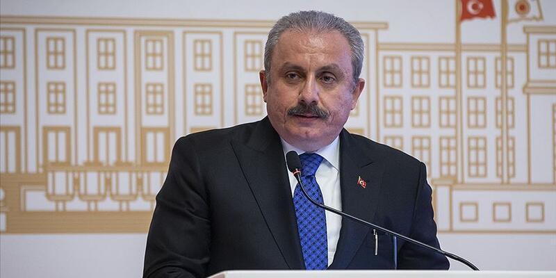 TBMM Başkanı Şentop: Meclis'imizin kararını isabetli buluyorum