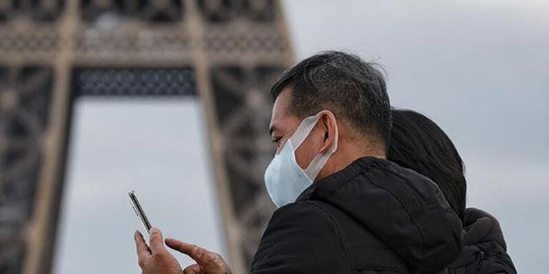 Fransa'da ölenlerin sayısı 19 bin 718'e yükseldi