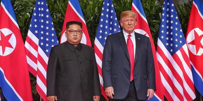ABD ve Kuzey Kore arasında mektup krizi