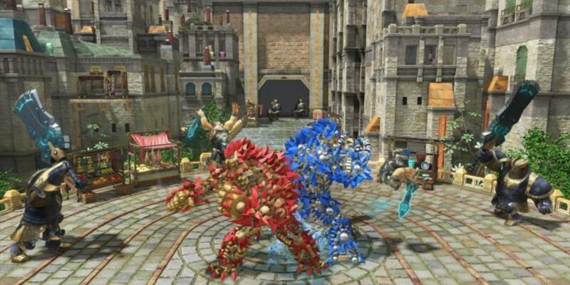 Knack 2 oyunu Alman PSN'de ücretsiz oldu