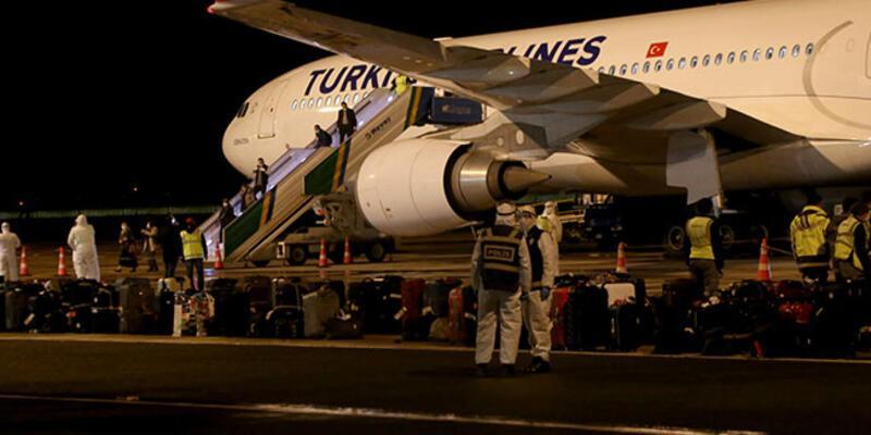 Almanya'daki 210 Türk vatandaşı Türkiye'ye getirildi