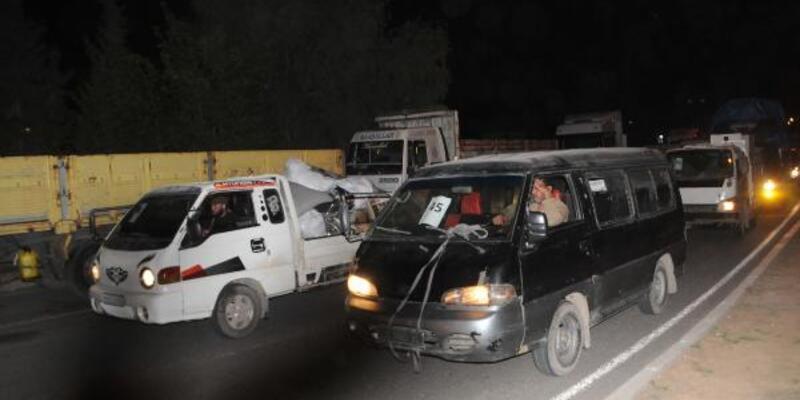 600 Suriyeli Tel Abyad'a döndü
