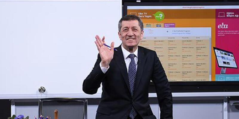 Milli Eğitim Bakanı Selçuk çocuklara kitap yazdı