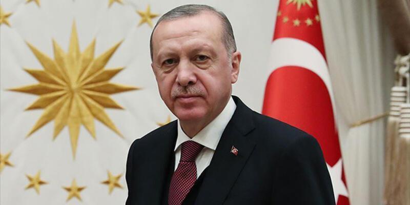 Cumhurbaşkanı Erdoğan, şehit askerin ailesine başsağlığı mesajı gönderdi