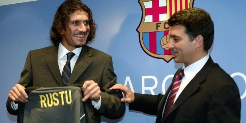 Rüştü Reçber: Barcelona'da beni istemedi