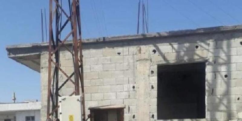 6 yaşındaki Hamed elektrik akımına kapıldı