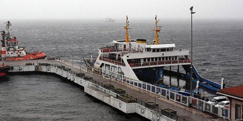 Gökçeada-Kabatepe feribot seferleri haftada dört güne çıkarıldı