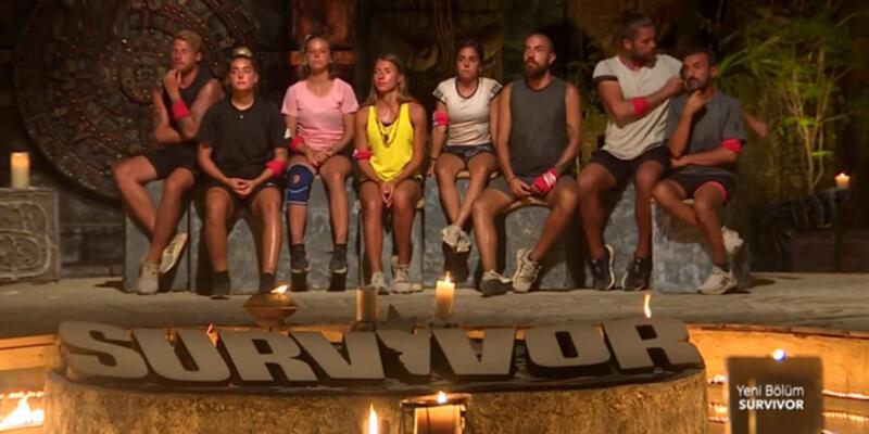 Survivor 2020'den kim elendi? Son bölümde ünlüler ve gönüllülerden kim gitti?