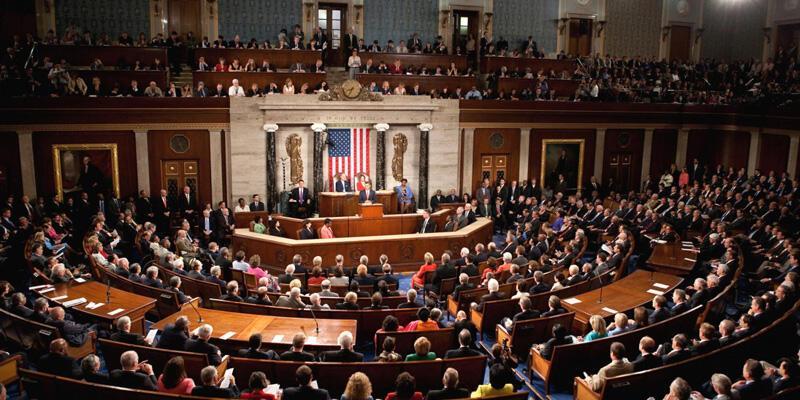 ABD Senatosundan Kovid-19 için 484 milyar dolarlık ek bütçeye onay