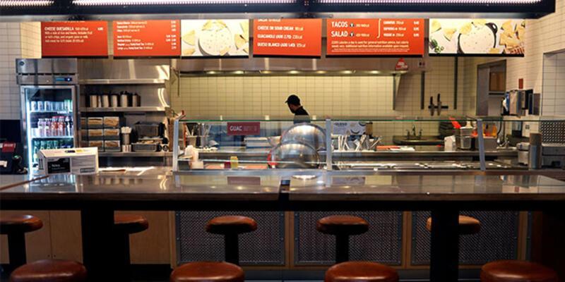 Amerikan hazır gıda zinciri Chipotle'ye rekor ceza