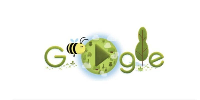 Dünya Günü nedir? Google'dan Dünya Günü'ne özel doodle
