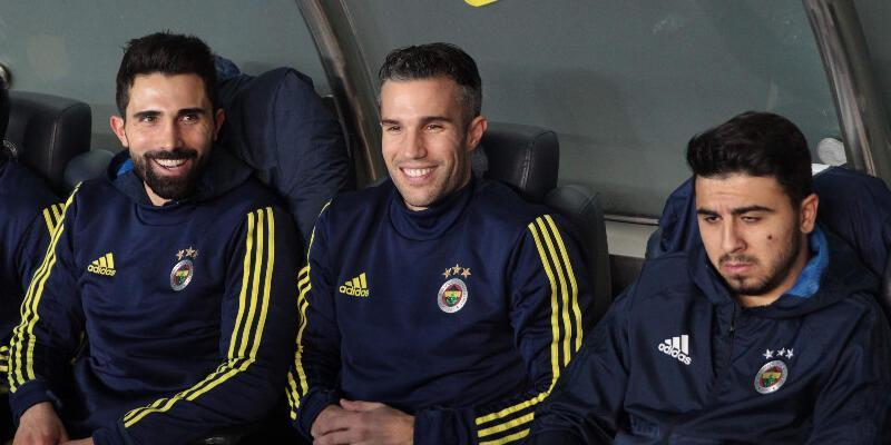 Robin van Persie'den Fenerbahçe itirafı