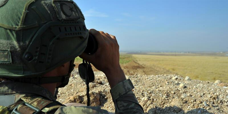 1 PKK/YPG'li terörist teslim oldu
