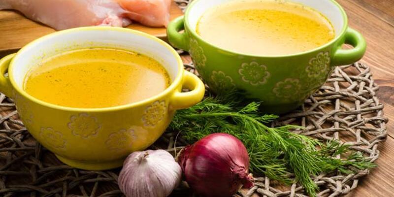 Kilo kontrolüne yardımcı olacak çorba tarifi
