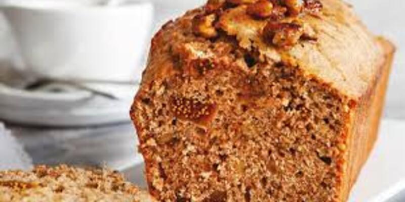 Hafif bir Ramazan tatlısı! Unsuz ve şekersiz kek