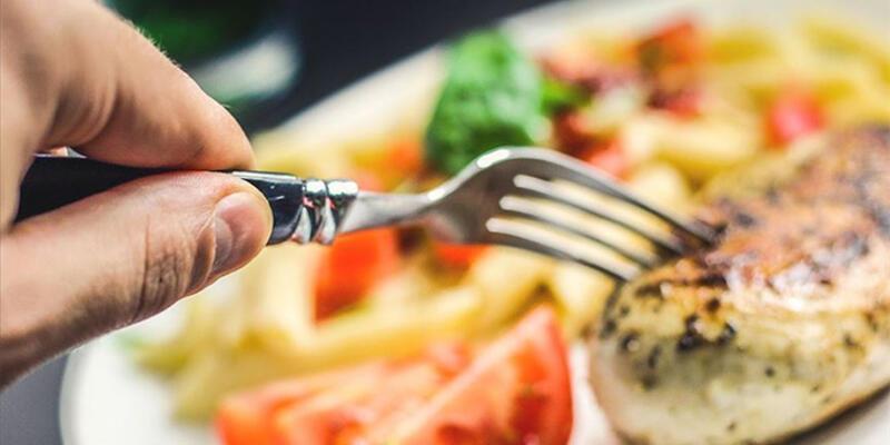 Sağlıklı beslenmenin anahtarı '3 çeyrek' modeli