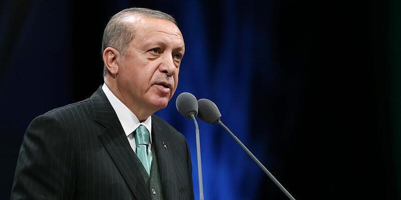 Cumhurbaşkanı Erdoğan: TBMM, 100 yıldır olduğu gibi ilelebet milli iradenin tecelligahı olacak