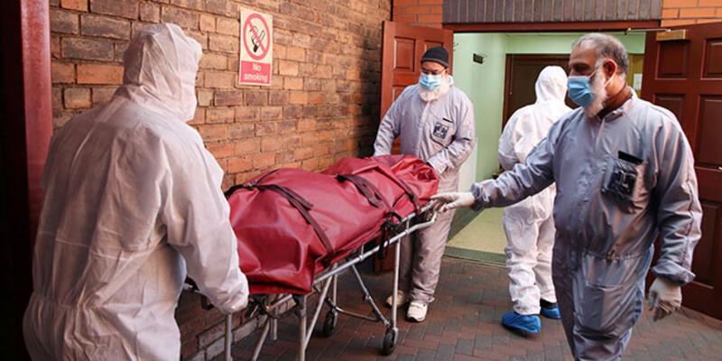 Koronavirüsten ölenlerin sayısı 180 bini aştı