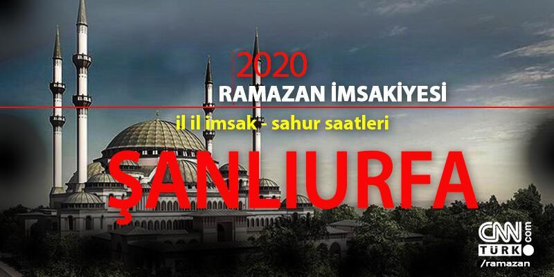 Şanlıurfa 2020 Ramazan imsakiyesi: Şanlıurfa imsak saati – 24 Nisan Cuma