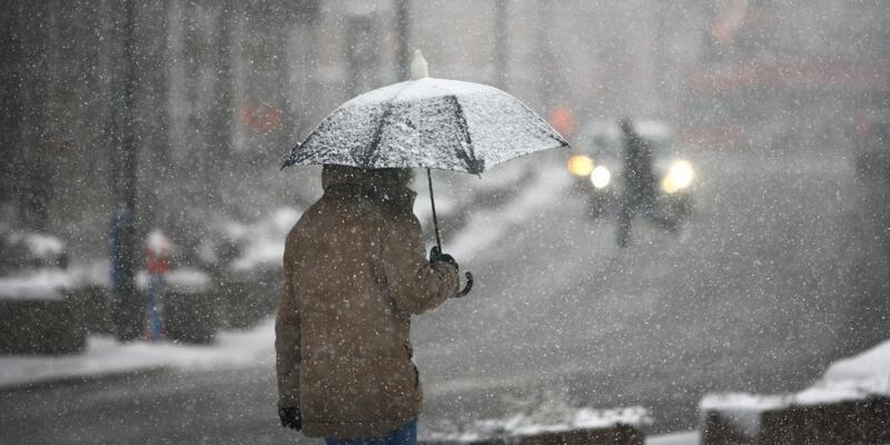 Hava durumu 23 Nisan: Sıcaklılar düşüyor, doğuda kar başladı!