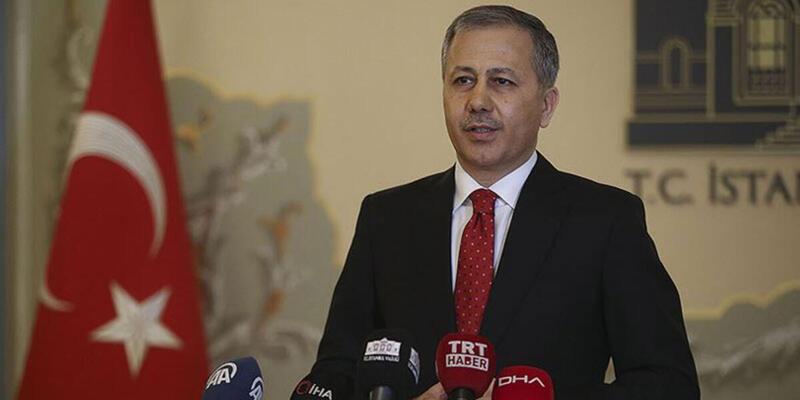 İstanbul Valisi Yerlikaya'dan 23 Nisan mesajı