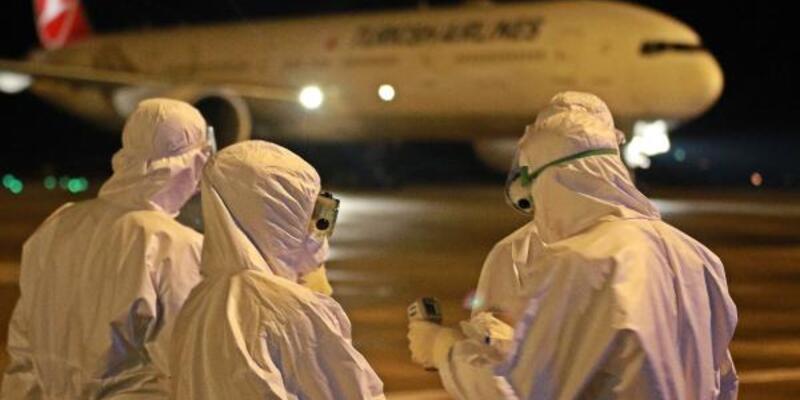 Ürdün'den getirilen 166 Türk yurtlara yerleştirildi