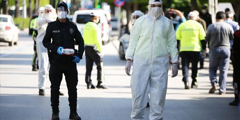 Türkiye Güven Huzur uygulaması! 112 bin 847 alan ve işyeri kontrol edildi