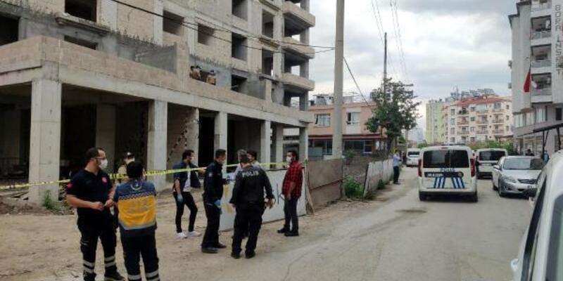 10 katlı inşaattan düşen işçi öldü