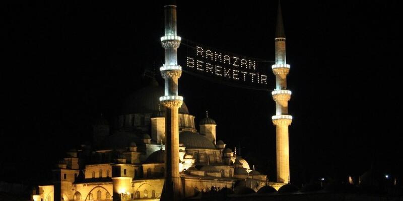 İMSAKİYE 2020: İmsak saati (Sahur vakitleri) ve iftar saatleri CNN TÜRK'te