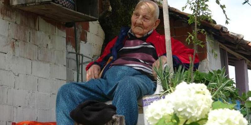 Kemal dede, 10 yaşında gördüğü Atatürk'ü anlattı
