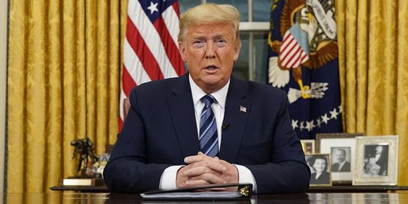 Trump'tan 'ramazan' mesajı
