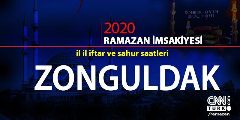 Zonguldak imsakiyesi 2020: Zonguldak iftar vakti ne zaman, akşam ezanı saat kaçta?